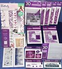 Crafters Companion Flutterby  3D Embossing Folders Saying Stamps Rock aBlocks