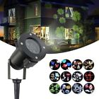 Laser Light Show Outdoor Party Christmas Holiday Projector Landscape Garden Part
