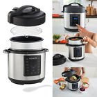 Instant Pot 6 in 1 Pressure Cooker Programmable Electric 6Qt Multi Slow Cooker