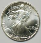 1991 GEM BU American Eagle Silver Coin 999 1 Ounce NAME YOUR PRICE