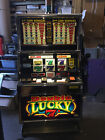 IGT SLOT MACHINE IGT S+ DOUBLE LUCKY 7  2 COIN SALE PRICE NO SHIPPING