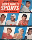 1951 Who's Who in Sports Baseball magazine Stan Musial St. Louis Cardinals FrSp