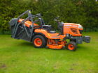 KUBOTA G23 LAWN TRACTOR HIGH TIP COLLECTOR