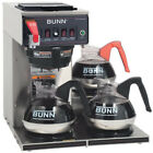 Bunn CWTF-35 Automatic 12 Cuo Coffee Brewer 3 Lower Warmers 7.5 Gallons Per Hour