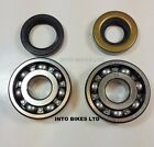 KOYO CRANKSHAFT BEARING & SEAL KIT FOR AM6 Rieju RR 50 Spike Sport Edition 2004