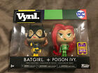 2017 SDCC EXCLUSIVE FUNKO VYNL DC BATGIRL POISON IVY HOT TOPIC LIMITED EDITION
