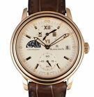 Blancpain 2160 Leman Dual Time Limited Edition 18kt Rose GOLD 2160-3642-53