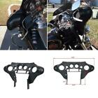 Motorcycle Black ABS Batwing Inner Fairing For Harley Davidson Touring 2008-2013