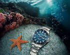 Mido Ocean Star Captain V Automatic Swiss Dive Watch 200 Meters NEW