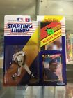 1992 STARTING LINEUP - SLU - MLB - ALBERT BELLE- INDIANS