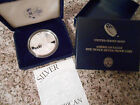 2003 W Proof Silver American Eagle with Box and CoA