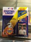 1992 Kenner Starting Lineup SLU DANNY TARTABULL NEW YORK YANKEES