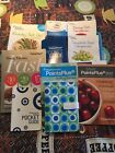 2012 Weight Watchers Points Plus Set in Zipper Case Binder with Cookbooks EUC