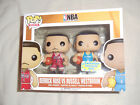 2015 SDCC Exclusive Funko POP NBA Derrick Rose Russell Westbrook 2-pack LE 350