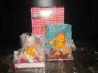 Vintage Enesco GARFIELD Bookends in Original Box & Packaging (FREE SHIPPING)