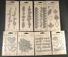 Momenta Cutting Templates Lot 8 Packages NEW Cut Emboss Brand New