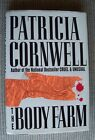 THE BODY FARM by Patricia Cornwell 1994 Hardcover 1st 1st SIGNED VERY NICE