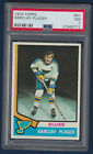 BARCLAY PLAGER 74-75 TOPPS 1974-75 NO 87 PSA 7 13889