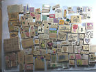 Rubber Art Stamp Lot 147 Wood Mount stampin up inkadinkadoo Anna Griffin