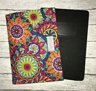 Weight Watchers Large Black Journal Cover Holder Custom Made 48 Fabrics