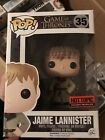 Vaulted Funko Pop! Game Of Thrones Jaime Lannister #35 Hot Topic exclusive