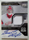 2006-07 The Cup Signature Patches DOMINIK HASEK Auto Patch RED WINGS Rare SP 75