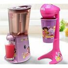 Dora Kitchen Set: Popcorn, Milkshake and Slushie Maker