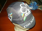 COLNAGO CYCLING CAP ITALIA HAT CAP POLYESTER SUBLIMATED UV RAY PISTA FIXED ITALY