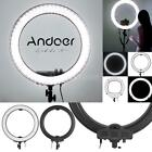 Andoer Professional LED Video Light Color Temperature 5500K Ring Light New Style