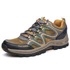 Mens Hiking Shoes Outdoor Trail Sneakers Summer Climbing Moutain Shoes