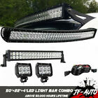 97 06 Jeep Wrangler TJ Full Width Front Bumper With 5 LED Lights