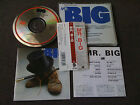 MR.BIG / mr.big / JAPAN LTD CD OBI , 1st press