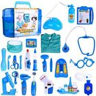 Doctor Nurse Medical Educational Toy Kit Boy  Girls Pretend Playset