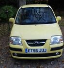 Hyundai Amica cdx 5dr Auto 07 36650 miles Gearbox not working otherwise VGC