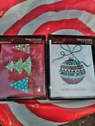 2 Boxes Papyrus  Christmas Holiday Boxed Cards NEW lined envelopes