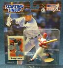 Barry Larkin Cincinnati Reds 2000 Starting Lineup Baseball