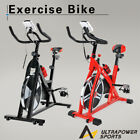 NEW Spin Bike Exercise Fitness Home Gym Bicycle Flywheel Commercial Sporting LCD