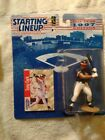 Tony Clark 1997 Starting Lineup MLB Detroit Tigers Kenner Sealed Autographed