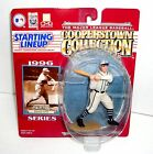 JIMMIE FOXX OAKLAND ATHLETICS STARTING LINEUP MLB COOPERSTOWN COLLECTION 1996