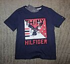 Tommy Hilfiger Toddler Boys Navy T Shirt Size 3T NWT