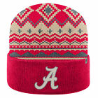 Alabama Crimson Tide Official NCAA Cuffed Knit Dusty Beanie Hat Top of the World
