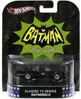 2013 Hot Wheels Retro Entertainment Classic TV Series Batmobile