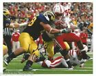 MIKE MARTIN Signed Autographed MICHIGAN WOLVERINES 8x10 Photo GO BLUE w COA