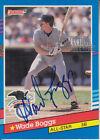2003 Donruss Recollection Autograph Wade Boggs 2 4 Red Sox E10522