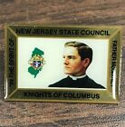 Knights Of Columbus New Jersey State Counsel Tac Pin