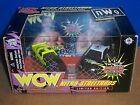 Racing Champions 1/64 Diecast 2-Car Boxed Set WCW Jericho vs Steiner WWF [2046]