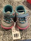 NEW Surprise By Stride Rite Athletic Mary Janes Baby Toddler Shoes Sz 2