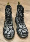 NEW Womens Doc Martens High Tops Graphic size 5 US