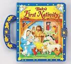 Babys First Bible Babys First Nativity by Muff Singer 1997 Board Book