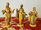 Fontanini Nativity Wise Men 1983 Depose Italy 5  4 Scale 3 Kings